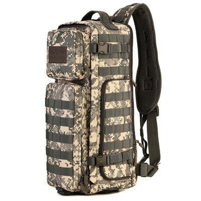 Mefly Taktik Tasche Ausrüstung Brust Packs Medium Große Reisen Portablen Paket Militärischen Taktiken Big Bag 20L acu