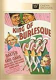 King of Burlesque [DVD] [1936] [Region 1] [US Import] [NTSC]