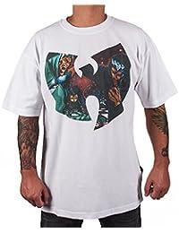 Wu Wear - GZA Liquid T-Shirt white - Wu-Tang Clan Tamaño XL, Color asignado White