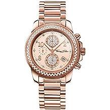 Thomas Sabo Damen-Armbanduhr WA0202-265-208-40mm