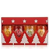 Mini Gel Douche cadeau Compartiment Collection Satsuma de fraises de mangue eNaissance 50ml Mini Gel Douche Gift Tray Collection de fraise de mangue de Satsuma de 50ml