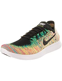 Nike Free Run Flyknit 2017, Chaussures de Running Homme