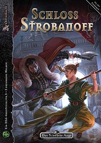 Preisvergleich Produktbild Schloss Strobanoff: Das Schwarze Auge Abenteuer 207