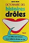 Dictionnaire des histoires drôles par Nègre