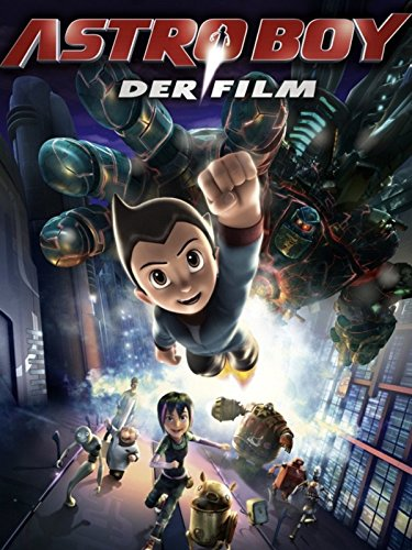 Astro Boy (Film) cover
