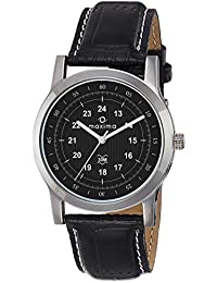 Maxima Analog Black Dial Men's Watch-44678LMGI