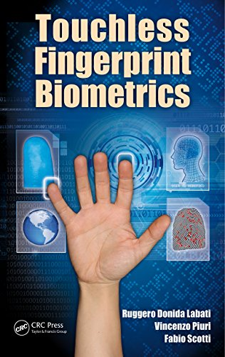 Touchless Fingerprint Biometrics (Series in Security, Privacy and Trust) (English Edition)