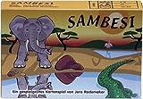 Schmidt Spiele Adlung Games 76019 - Sambesi