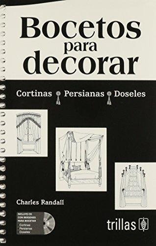 Bocetos para decorar/Sketches for garnish: Cortinas, Persianasas, Doseles