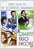 Three Films By Somerset Maugham - Trio / Encore / Quartet [DVD]