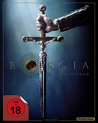 Borgia - Gesamtedition [Blu-ray]