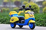 Baybee Battery Operated Minion Scooter