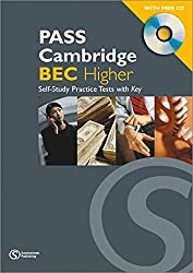 Pass Cambridge BEC Higher Practice Test Book