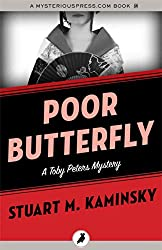Poor Butterfly (The Toby Peters Mysteries Book 15)