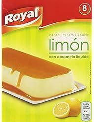 Royal - Preparado de Pastel Sabor Limón con Caramelo Liquido, ...