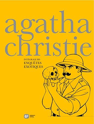 AGATHA CHRISTIE INTEGRALE BD par FRANCOIS RIVIERE,HUGHOT,BAIRI,CHANDRE