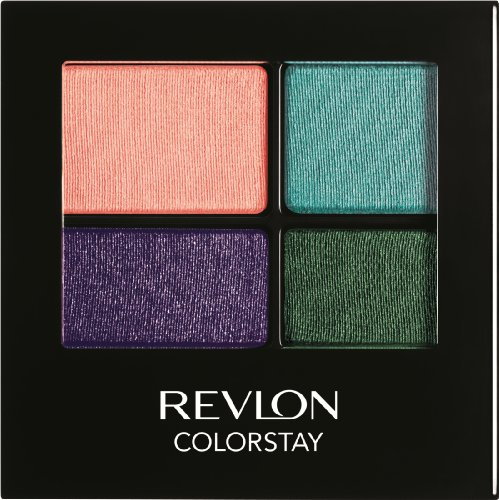 Revlon ColorStay 16-Hour Eye Shadow, 585 Sea Mist, 5ml