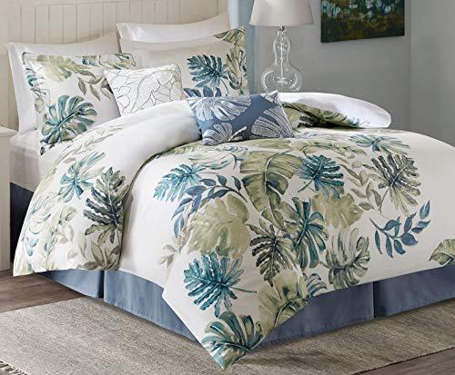 Harbor House Lorelai Baumwolle Bedruckt 6Stück Tröster Set, Baumwolle, Multi, Volle Größe (6 Stück Tröster)