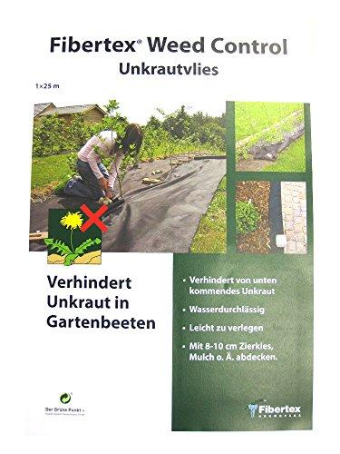 """Unkrautvlies """"Weed Control"""" Rolle a 25m²"""