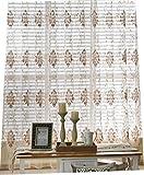 Lusso europeo stile ispessimento ombreggiatura puro colore Italia tende testa di velluto per soggiorno moderno mantovana finestra per camera da letto, tulle, W300cmxL250cm, tirare nastro pieghettato