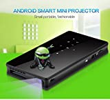 CROCON X1 Projector Wireless Wifi Mini S...