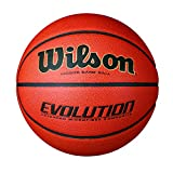 Wilson Evolution - Pelota, color naranja, talla 7