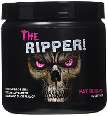 Cobra Labs - The Ripper - Fat Burner - 150g / 30 Servings (Rasberry Lemonade) by Kaged Muscle