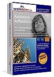 Katalanisch-Aufbaukurs: Lernstufen B1+B2. Lernsoftware auf CD-ROM + MP3-Audio-CD für Windows/Linux/Mac OS X. Fließend Katalanisch lernen für Fortgeschrittene mit Langzeitgedächtnis-Lernmethode