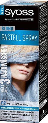 Spray P2 Blau Stufe 1, 3er Pack (3 x 125 ml) ()
