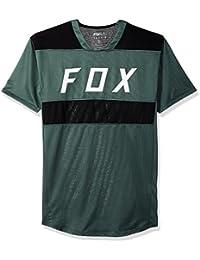 Fox Hombres Flexair Premium Short Sleeve Mesh Crew Manga Corta Playera b22f8647b30