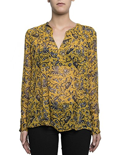 isabel-marant-womens-ht092317p023e10yw-yellow-silk-blouse