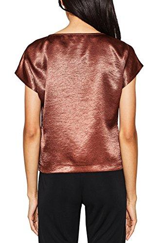 ESPRIT Collection Damen Bluse Rot (GARNET RED 620)