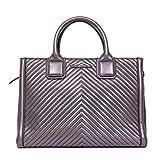 Karl Lagerfeld Damen 86Kw3019thunder Grau Pvc Handtaschen