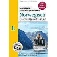 """Langenscheidt Universal-Sprachführer Norwegisch - Buch inklusive E-Book zum Thema """"Essen & Trinken"""": Die wichtigsten Sätze plus Reisewörterbuch"""
