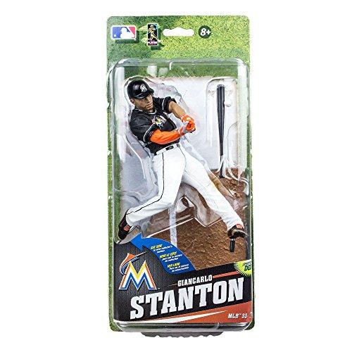 (McFarlane MLB Series 33 Miami Marlins Giancarlo Stanton Figure)