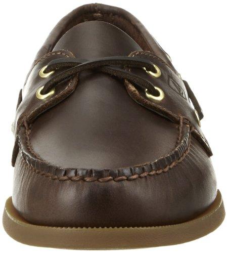 Sperry Top-Sider, A/O, mocassini da uomo a due occhielli, modello Oxford Amaretto
