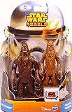 Wullffwarro & Wookiee Warrior Mission Series MS07 Star Wars Rebels - Saga Legends 2015 von Hasbro / Disney