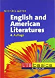 English and American Literatures. UTB basics. von Michael Meyer (2011) Taschenbuch