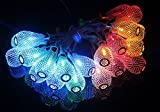 Fancy 16 LED Color Changing Drop String Series (LADI) Festival Lamp Creative Gift Diwali Christmas Wedding Party Event