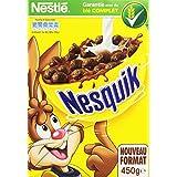 Nestlé Céréales Nesquik 450 g - Lot de 5