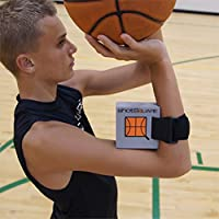 ShotSquare Basketball Training Shooting Aid, Perfect Release & Rotation on Shot by ShotSquare
