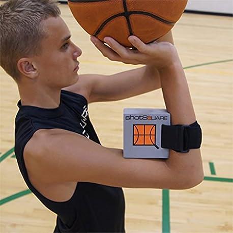 ShotSquare Basketball Training Shooting Aid Perfect Release Rotation on Shot by ShotSquare