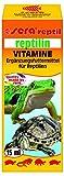 sera 02810 reptilin 15 ml - Vitamine für vitale Reptilien