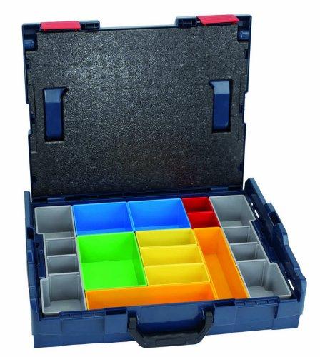 BOSCH L-Boxx 102 Set, 12-teilig, 445 x 357 x 117 mm, 2608438022