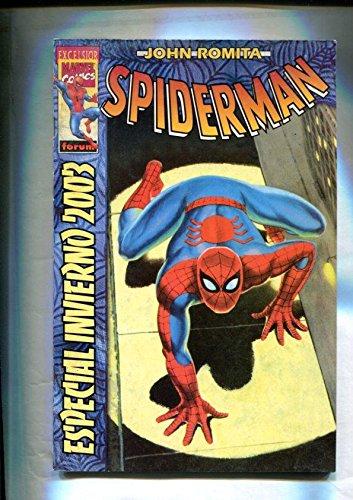Spiderman invierno 2003