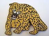 alles-meine.de GmbH Gepard 7,6 cm * 6,1 cm Bügelbild Leopard RaubKatze Afrika Tier Aufnäher Applikation Patch