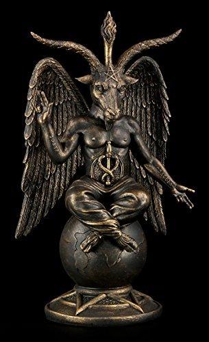 Baphomet Figur - Antiquity