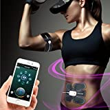 Electronic Muscle Stimulation, Muscle Stimulator Physical Fitness Training Weight Loss Smart Wearable Home Training for Men Women Weight Dieting Easy To Carry For Men/Women Gift
