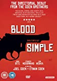 Blood Simple (Director's Cut) [DVD]