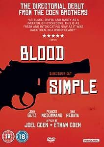 Blood Simple (Director's Cut) [DVD]